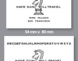 Have gun will travel business card part 2 freelancer 40 for quothave gun will travelquot business card part 2 by colourmoves