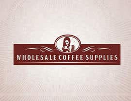 #34 untuk Design a Logo for a Wholesale Coffee Supplies business oleh reddlaresma22