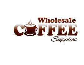 #26 para Design a Logo for a Wholesale Coffee Supplies business por Inbook