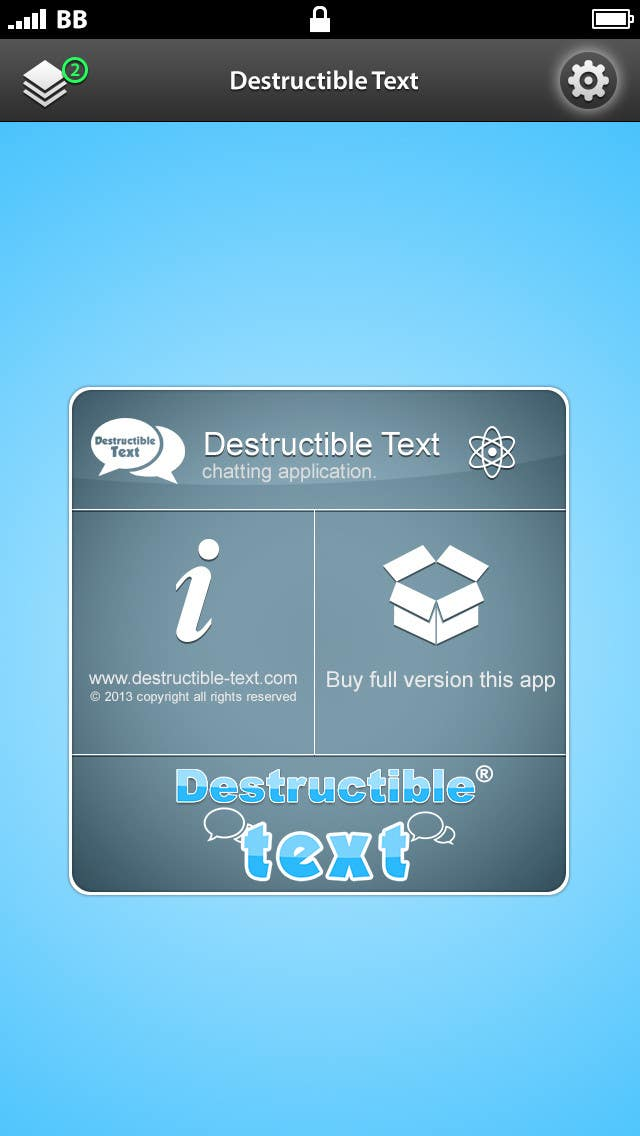 Penyertaan Peraduan #                                        6                                      untuk                                         Create this simple iOS app