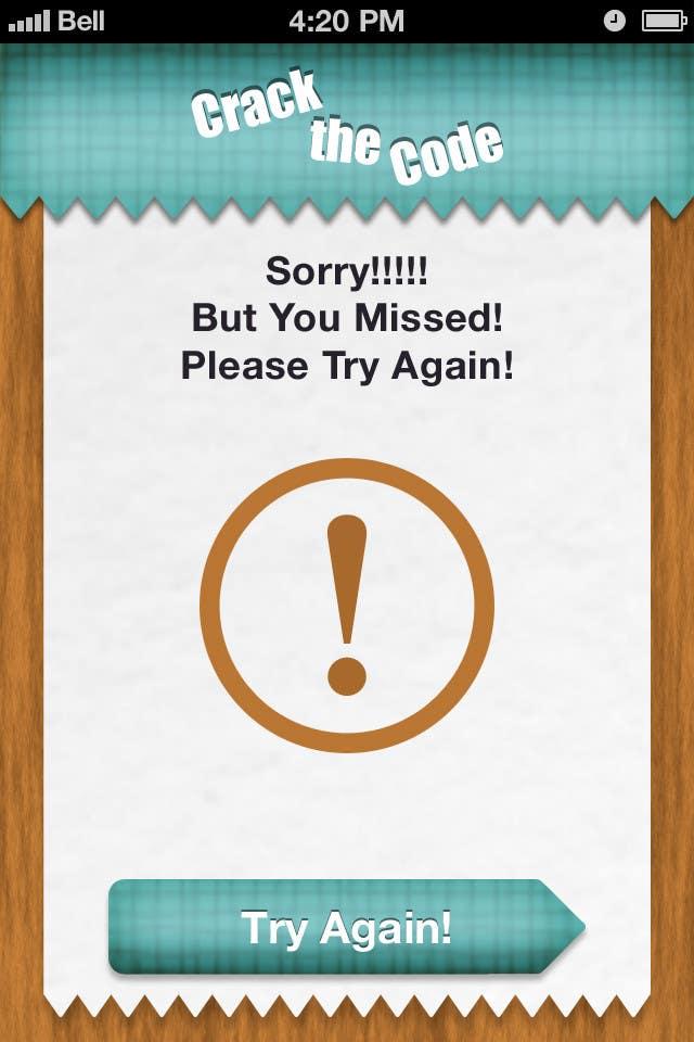 Penyertaan Peraduan #                                        23                                      untuk                                         Create this simple iOS app