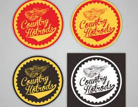 nº 8 pour Design a Logo for Country Hotrods par amongraga