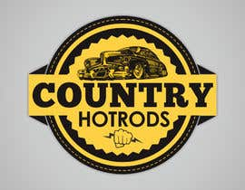 nº 10 pour Design a Logo for Country Hotrods par amongraga