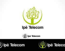 #46 for Design a Logo for Ipê Telecom by Cbox9