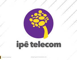 #10 para Design a Logo for Ipê Telecom por johnniemaneiro