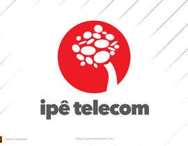 #15 para Design a Logo for Ipê Telecom por johnniemaneiro