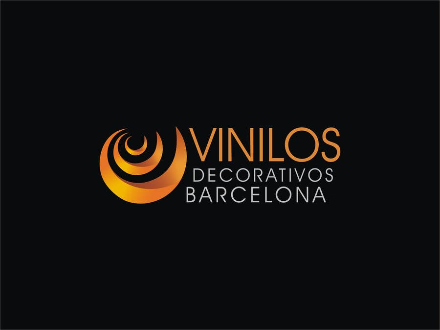 #53 for Design a Logo for a decorative vinyl web by Superiots