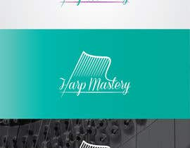 #94 para Design a Logo for Harp Music Coaching por fabioccmachado