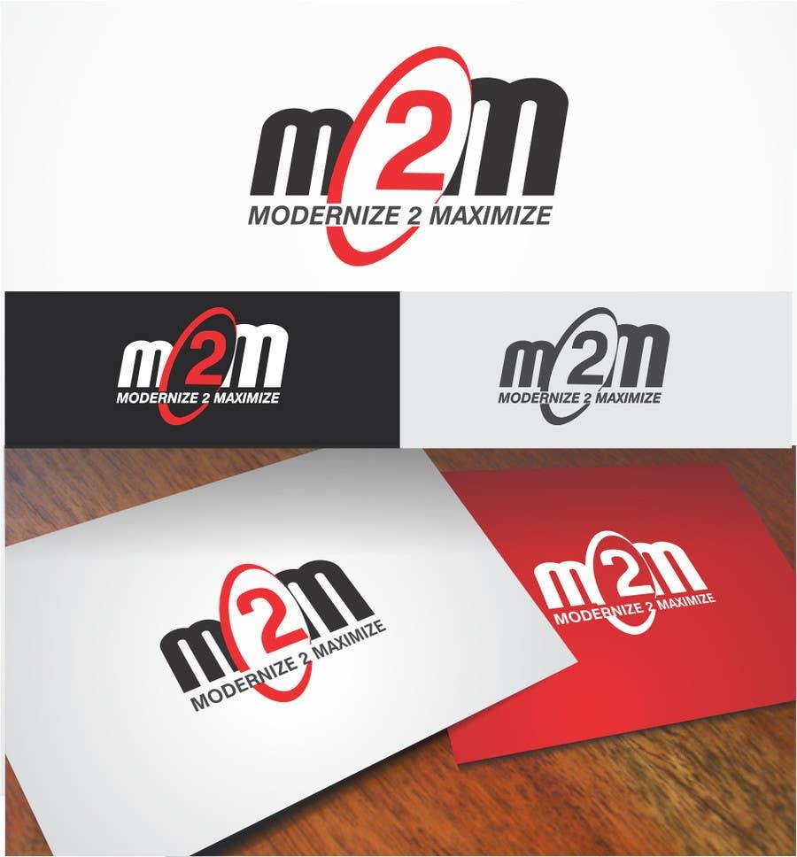 Konkurrenceindlæg #43 for Design a Logo for Modernize 2 Maximize