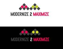 Nro 42 kilpailuun Design a Logo for Modernize 2 Maximize käyttäjältä achiever2013