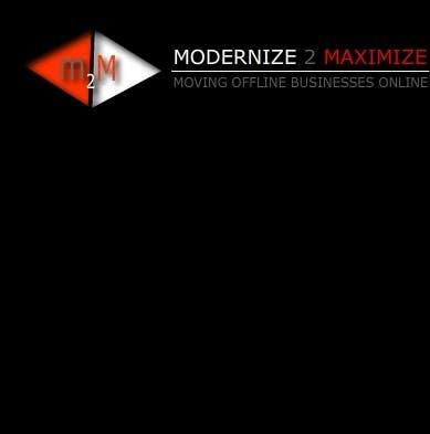 Konkurrenceindlæg #45 for Design a Logo for Modernize 2 Maximize