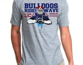 #16 para Louisiana Tech Football Gameday Tee shirts por alexispereyra
