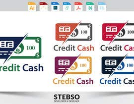 #19 para Diseñar un logotipo Credit Cash de stebso