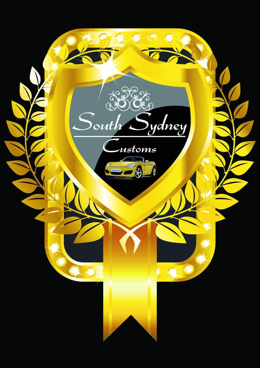 Bài tham dự cuộc thi #                                        23                                      cho                                         Design a Logo for South Sydney Customs