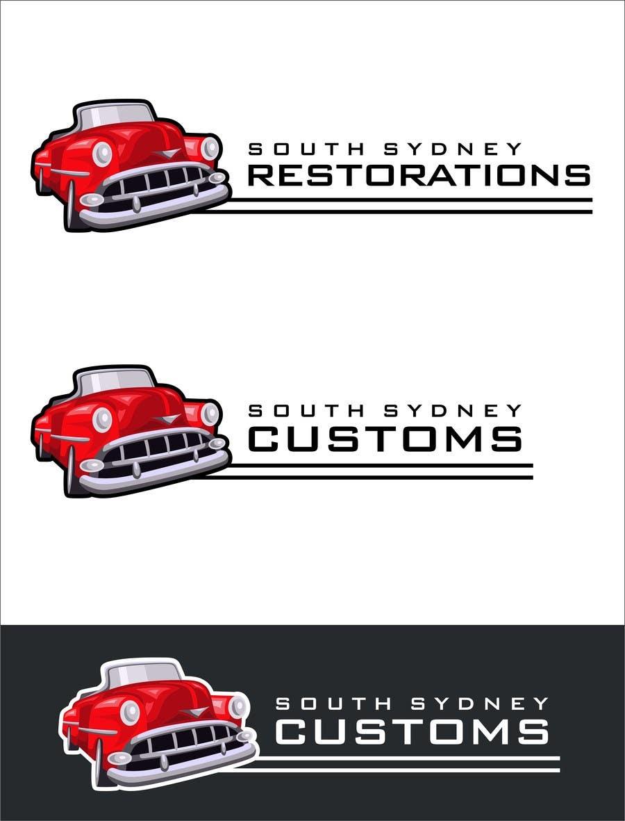 Bài tham dự cuộc thi #                                        21                                      cho                                         Design a Logo for South Sydney Customs