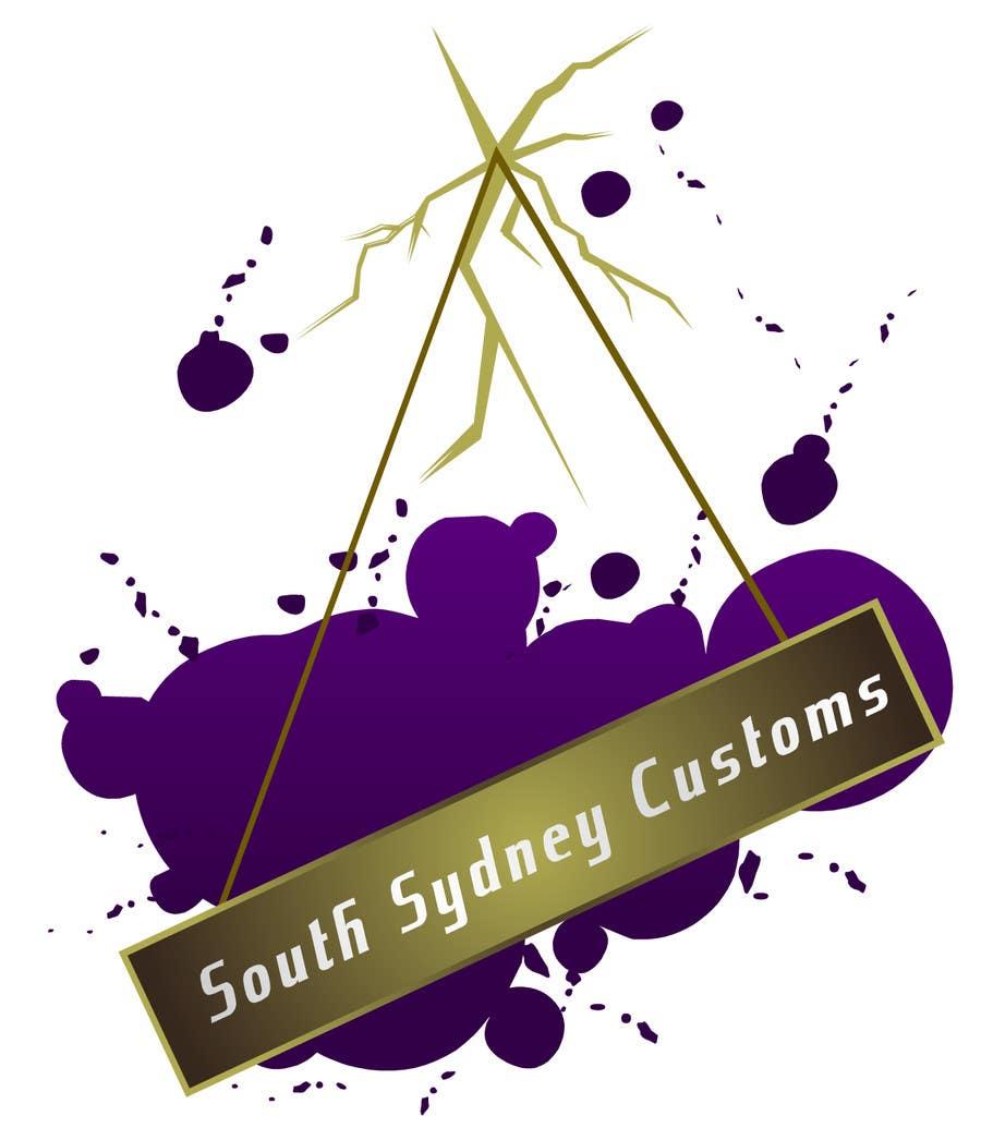Bài tham dự cuộc thi #                                        19                                      cho                                         Design a Logo for South Sydney Customs