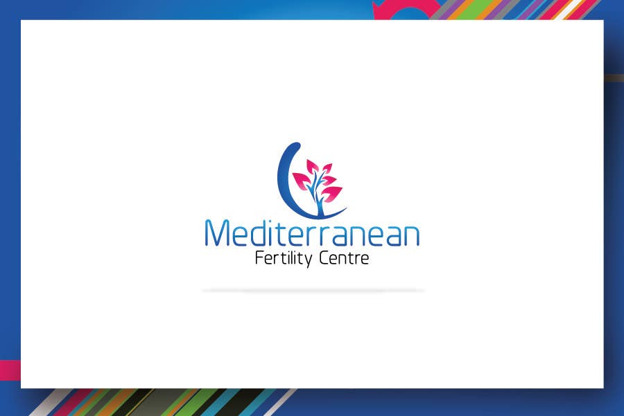 Penyertaan Peraduan #                                        614                                      untuk                                         Logo Design for Mediterranean Fertility Centre