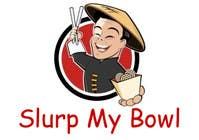 """Bài tham dự #22 về Graphic Design cho cuộc thi Food Blog Logo """"Slurp My Bowl"""""""