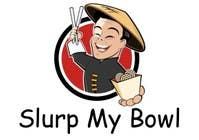 """Bài tham dự #23 về Graphic Design cho cuộc thi Food Blog Logo """"Slurp My Bowl"""""""