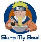 """Bài tham dự #61 về Graphic Design cho cuộc thi Food Blog Logo """"Slurp My Bowl"""""""