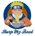 """Bài tham dự #62 về Graphic Design cho cuộc thi Food Blog Logo """"Slurp My Bowl"""""""
