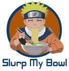 """Bài tham dự #63 về Graphic Design cho cuộc thi Food Blog Logo """"Slurp My Bowl"""""""