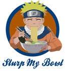 """Bài tham dự #66 về Graphic Design cho cuộc thi Food Blog Logo """"Slurp My Bowl"""""""