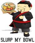 """Bài tham dự #70 về Graphic Design cho cuộc thi Food Blog Logo """"Slurp My Bowl"""""""