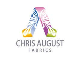 #234 untuk Logo Design for Chris August Fabrics oleh smarttaste