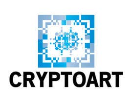 nº 34 pour Design a logo for CRYPTOART par lauranl