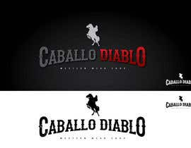 #17 para Design a Logo for Caballo Diablos por GeorgeOrf