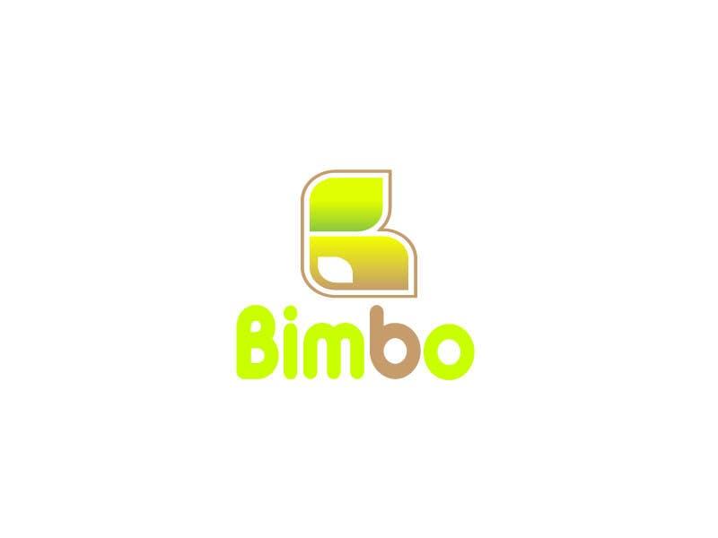 Kilpailutyö #78 kilpailussa Logo Design for Bimbo