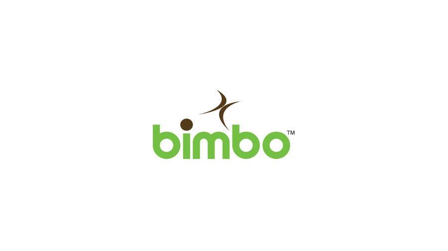 Kilpailutyö #185 kilpailussa Logo Design for Bimbo