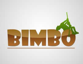 #157 para Logo Design for Bimbo por IndiMographer