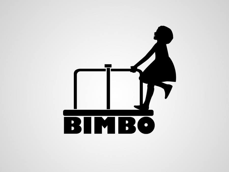 Kilpailutyö #34 kilpailussa Logo Design for Bimbo