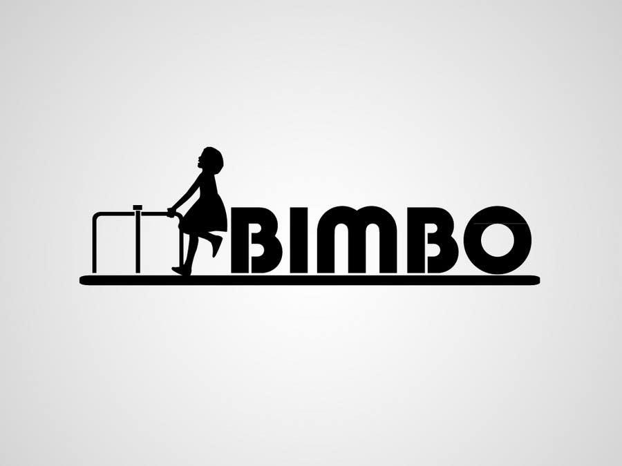 Kilpailutyö #92 kilpailussa Logo Design for Bimbo