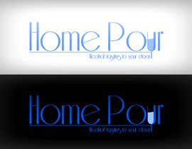 #11 for Graphic Design with Logo for Home Pour by Lozenger