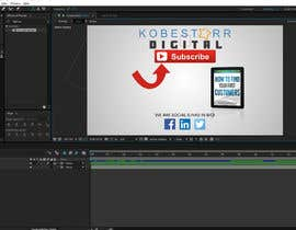 Create Editable After Effects Intro And Outros Templates For YouTube - Editable after effects templates