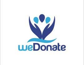 #23 for Design a Logo for weDonate by abd786vw