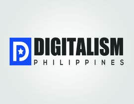 #8 for Design a logo for digitalism.ph by lpfacun