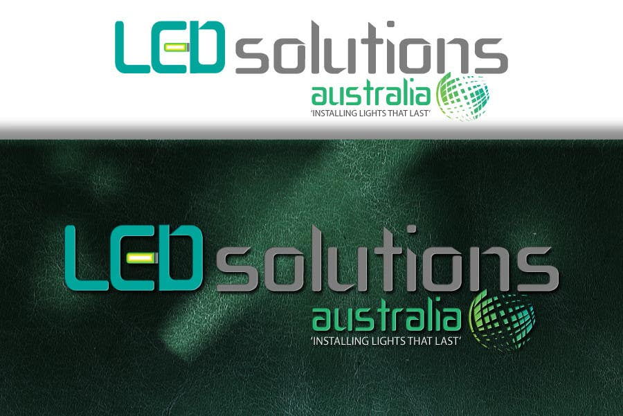 #29 for Update a Logo for LED Solutions Australia by manish997