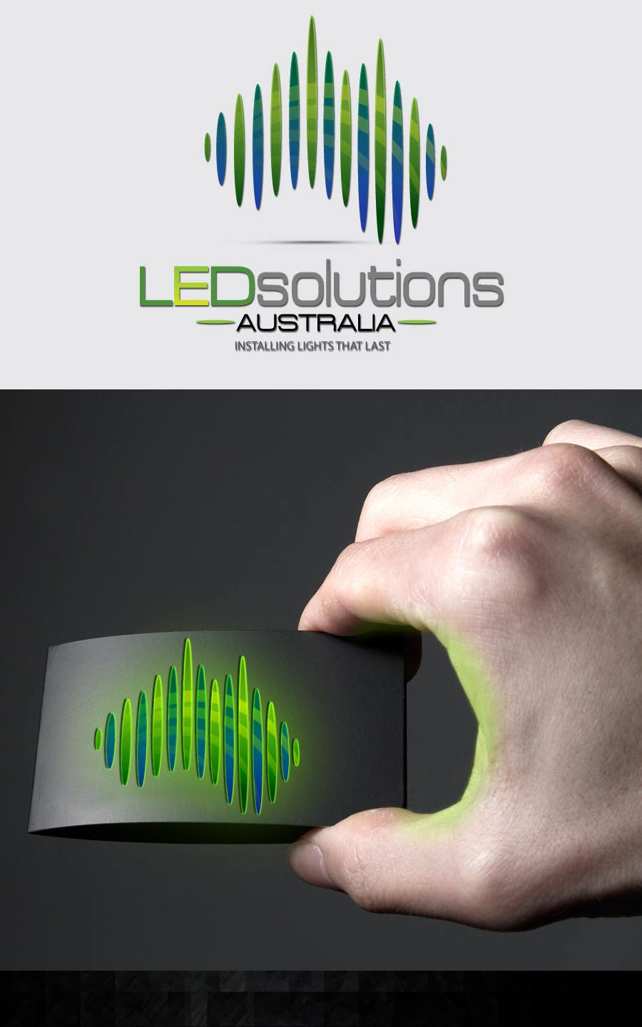 #36 for Update a Logo for LED Solutions Australia by manish997