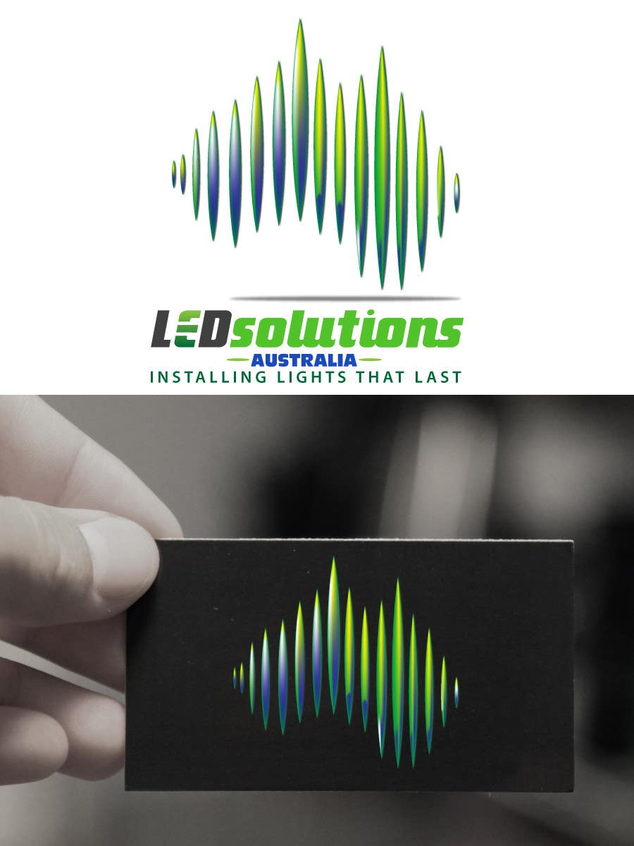 #40 for Update a Logo for LED Solutions Australia by manish997