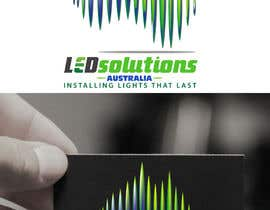 #40 untuk Update a Logo for LED Solutions Australia oleh manish997