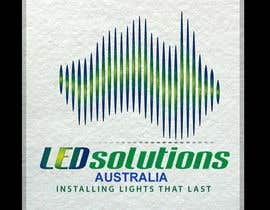 #41 untuk Update a Logo for LED Solutions Australia oleh manish997