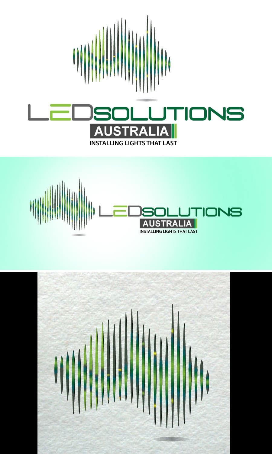 #42 for Update a Logo for LED Solutions Australia by manish997