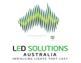 nº 44 pour Update a Logo for LED Solutions Australia par prashant1976