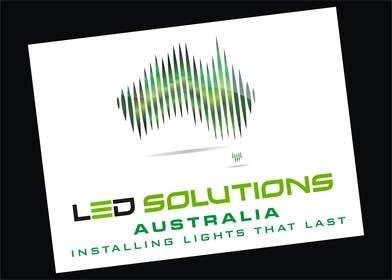 #39 for Update a Logo for LED Solutions Australia by shobbypillai