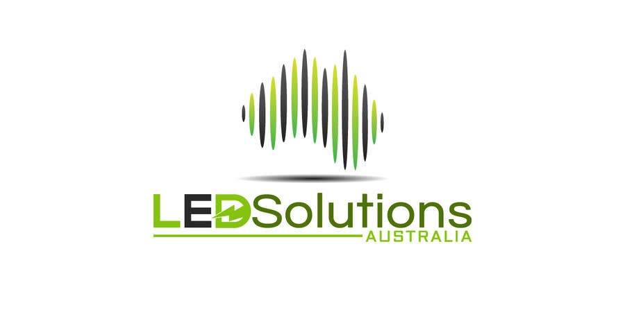 #35 for Update a Logo for LED Solutions Australia by Psynsation