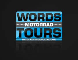 #42 para Design a Logo for Motorrad Tours por chennaiartist3